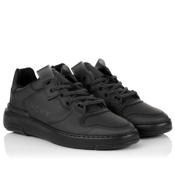Givenchy Wing Transparent Low Sneakers