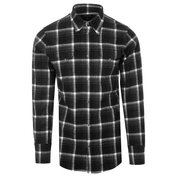 DSquared2 Flannel Checked Shirt