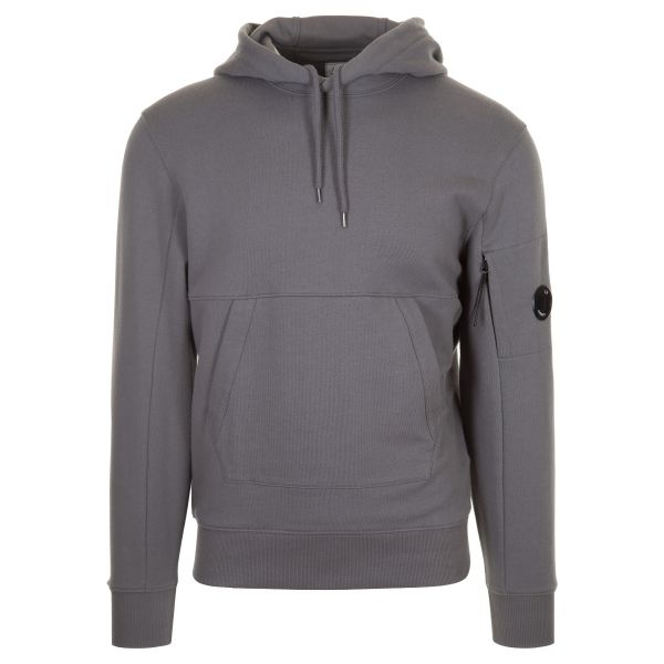 C.P. Company Pocket Sleeve Lens Hooded Sweatshirt
