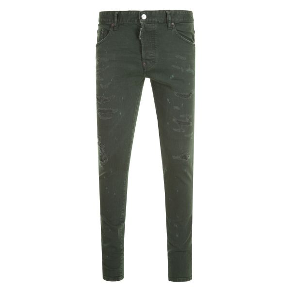 DSquared2 Ripped/Distressed Super Twinky Jeans