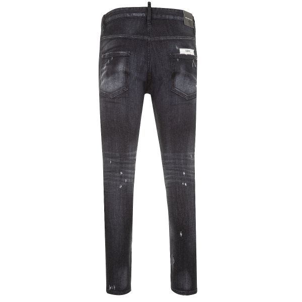 Dsquared2 Distressed Super Twinky Jeans