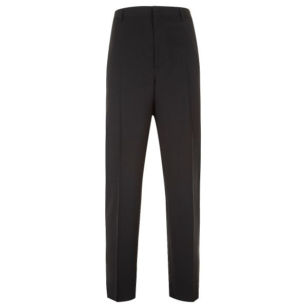 Valentino Wool Blend Straight Trousers