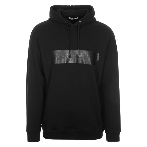 Givenchy Horizontal Logo Tape Hoodie