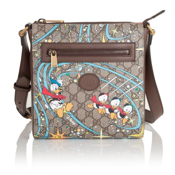 Gucci x Disney Donald Duck Messenger Bag