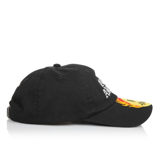 Palm Angels Smiley Logo Cap