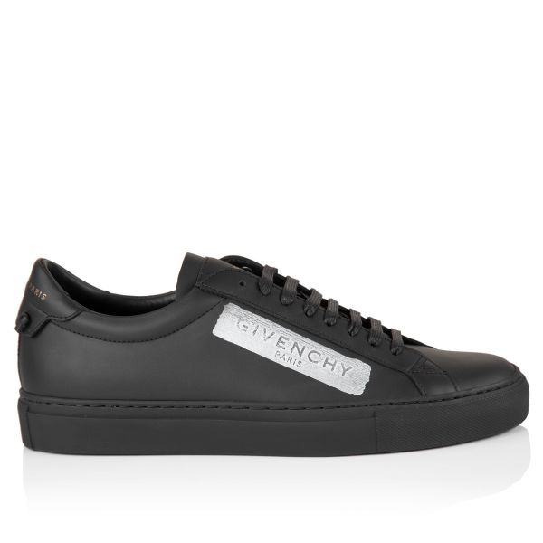 Givenchy Urban Street Latex Band Sneakers