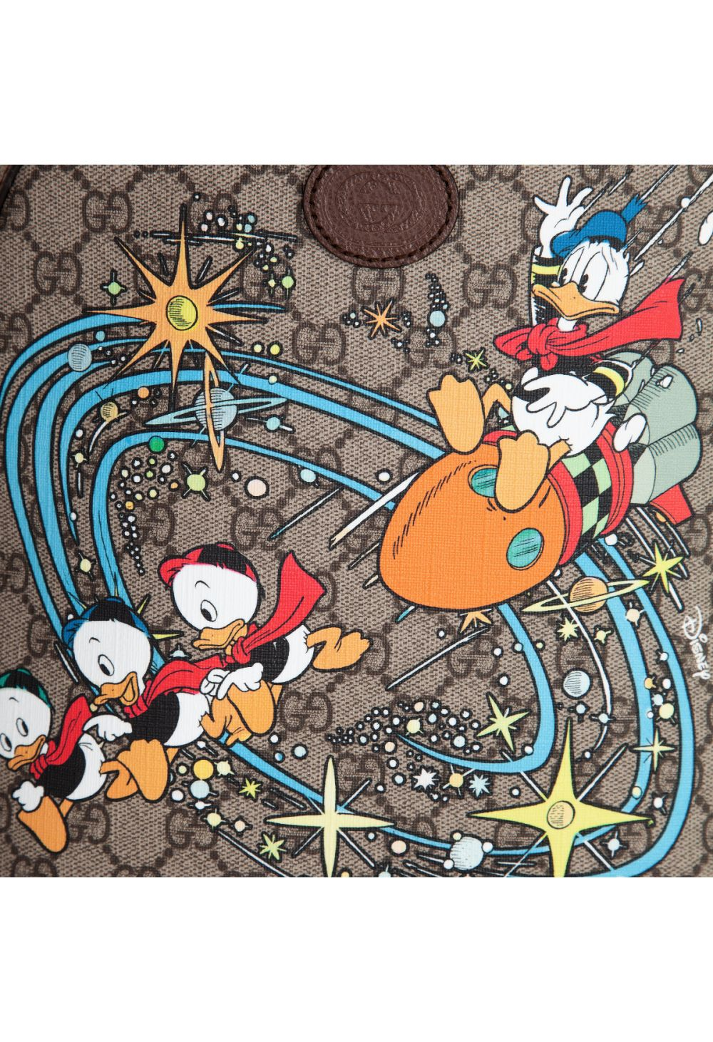 Gucci x Disney Donald Duck Small Backpack